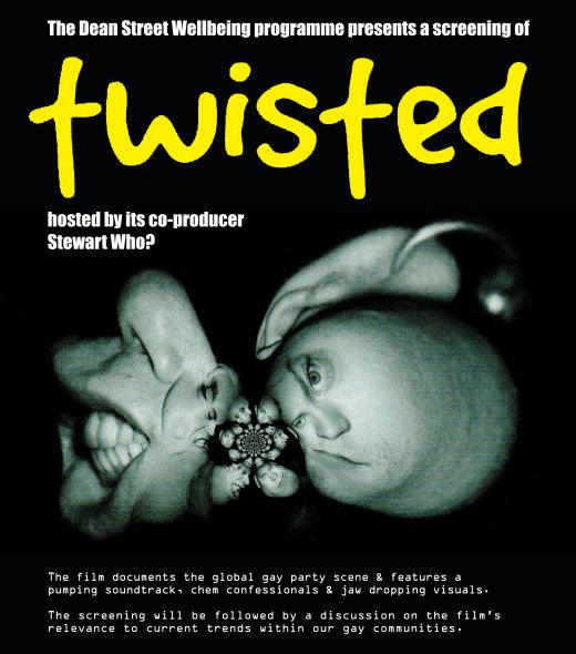 Twisted- screening
