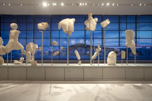 The West Pediment © Acropolis Museum