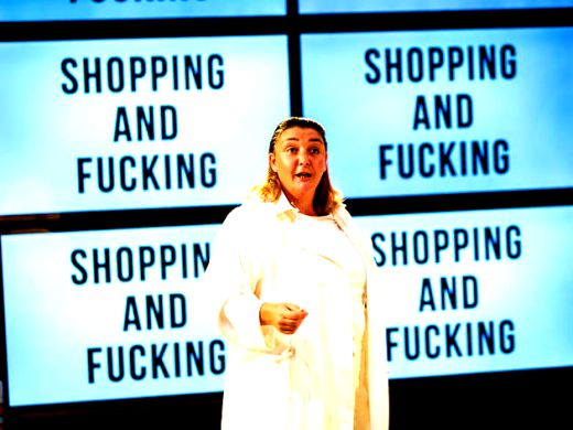 Ashley McGuire as Brian in Shopping and Fucking