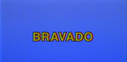 Bravado by Scottee