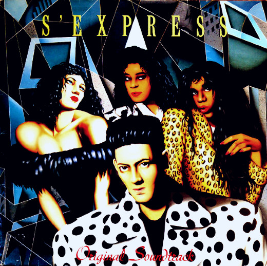 S' Express album cover