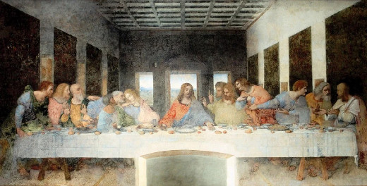 Da Vinci's Last Supper